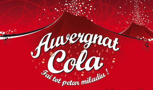 L'Auvergnat Cola exporte le patois auvergnat dans toute la France