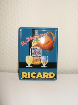 Economisez l'eau, buvez du Ricard