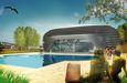 Nouvelle piscine pour l'automne 2010 à Billom