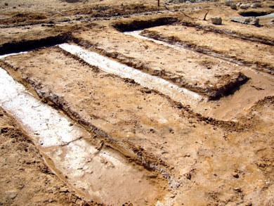 La salinisation des sols due à l'irrigation