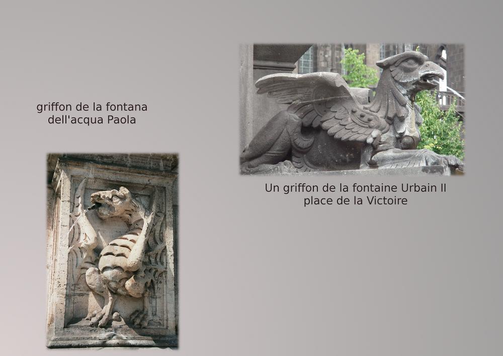 Quel est le point commun entre Rome et Clermont Ferrand ?