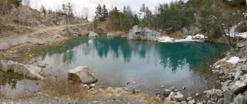 lac bleu eauvergnat1