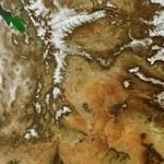 Utah - Grand lac salé / ESA