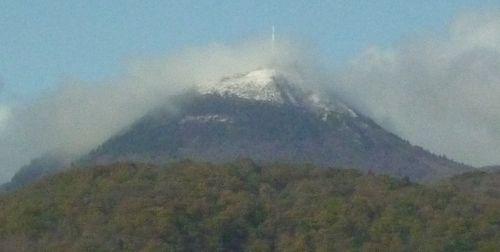 puy de Dôme neige eauvergnat 3