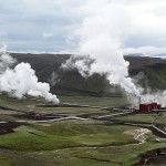 geothermie usine