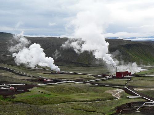 Géothermie à basse température