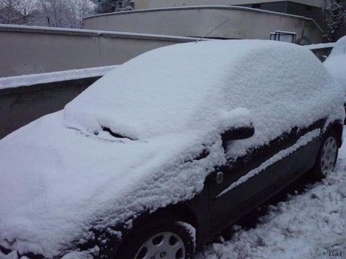 neige lundi 4 janvier 3