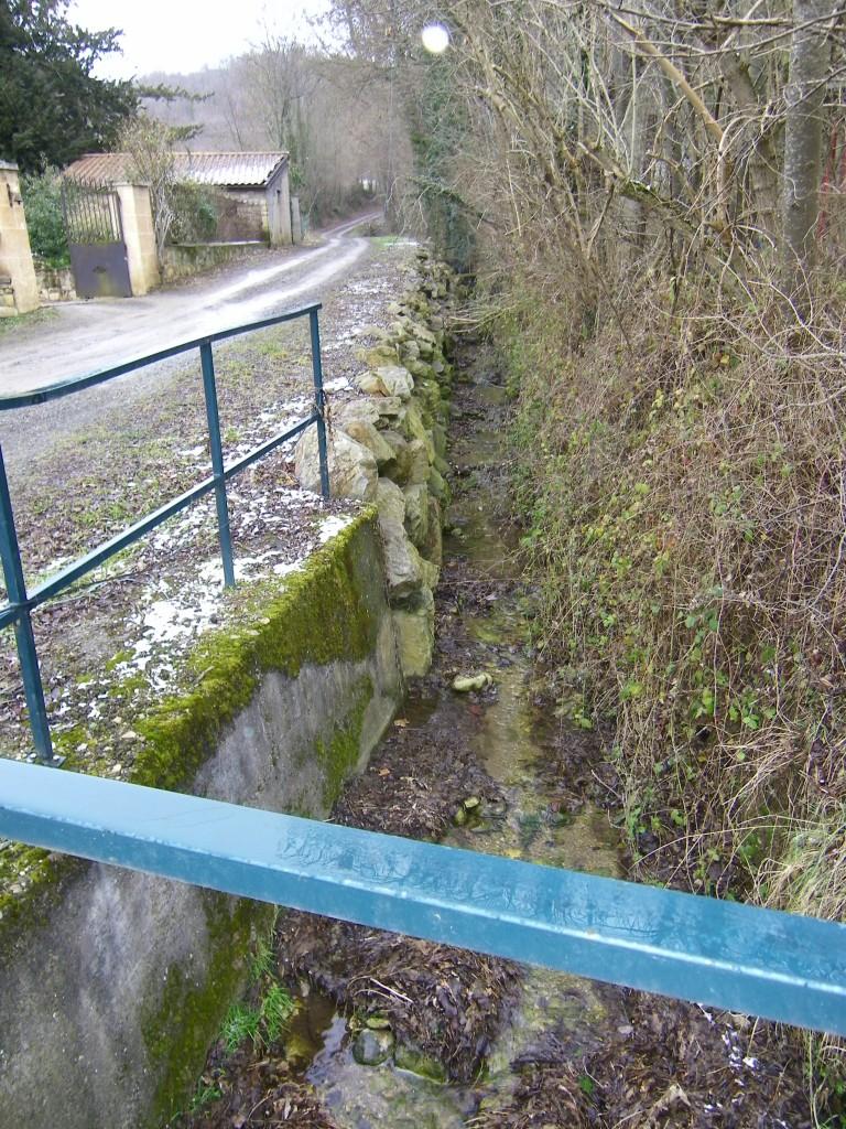 Sentier - Puy St Romain