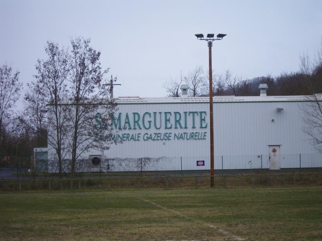 Sainte Marguerite - usine embouteillage