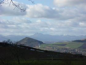 Tronche de Puy de Dôme 17 janvier 2010