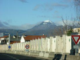 Tronche de Puy de Dôme 21 janvier 2010