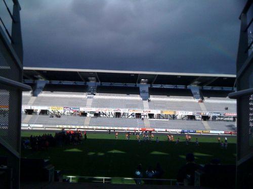 Arc en ciel Parc des Sports Marcel Michelin 5