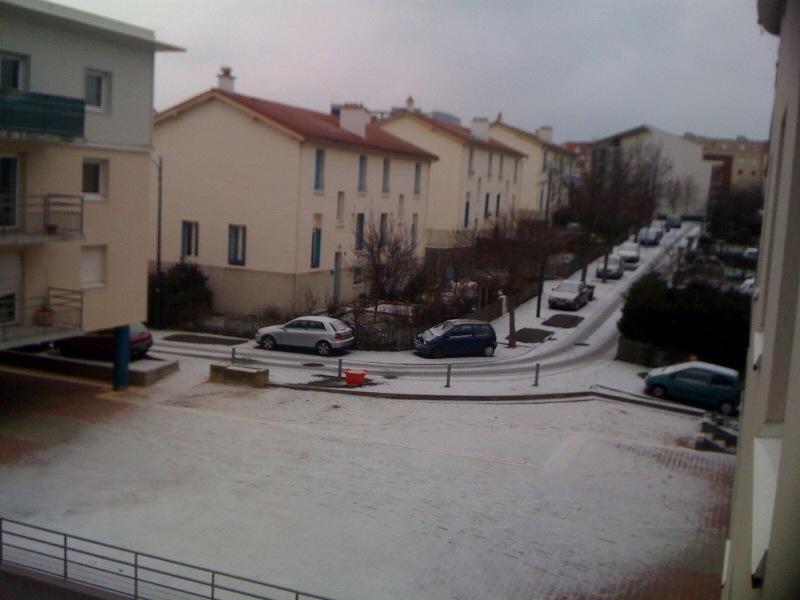 Nième retour de la neige en Auvergne