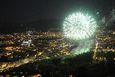 Feu d'artifice clermont 22 aout
