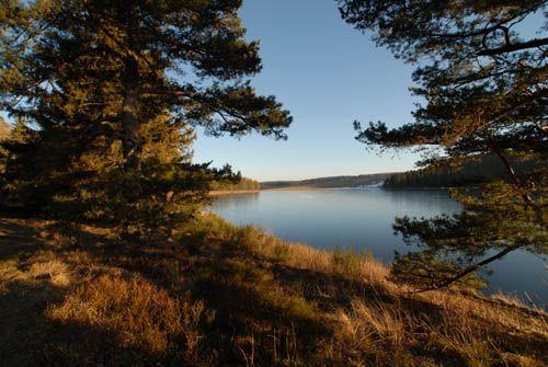Le Lac de Servières