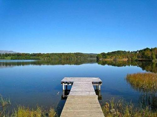 Le lac de la Landie