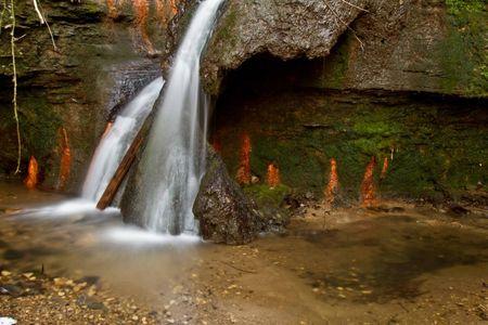 Au fil de l 39 eau vergnat cascades proches de vic le comte for Piscine vic le comte