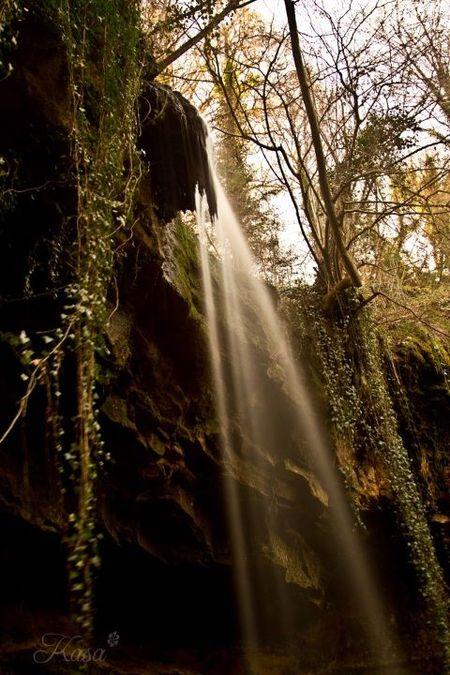Cascades proches de Vic le Comte