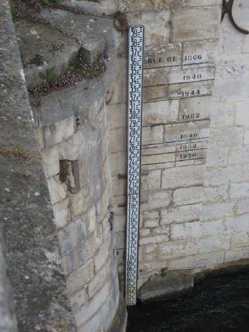 La Sioule entre Chouvigny et Ébreuil