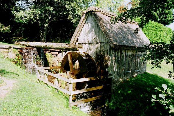 Vidéo et photos du moulin de Murat le Quaire