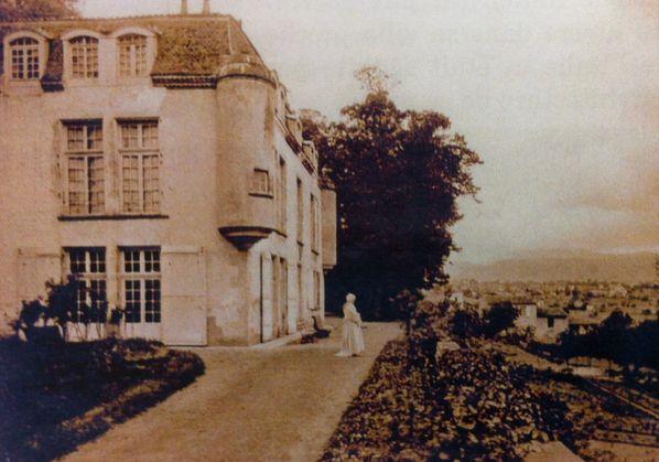 Archive château de l'Oradau