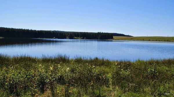 lac de Bourdouze CB