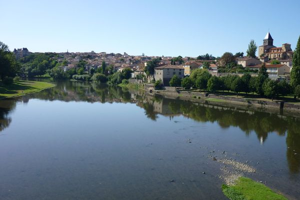 L'Allier et Pont du Château