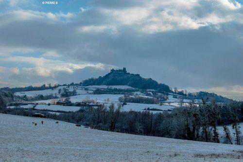 """Un hiver en Auvergne de """"Clichés d'Auvergne"""""""