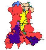 réserves d'eau DIREN Auvergne