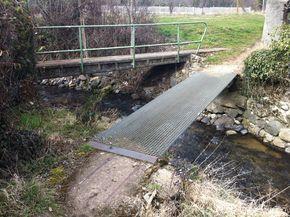 L'Artière de Saint Genés amont confluence (1)