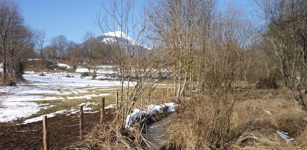 La Tiretaine : la rivière clermontoise