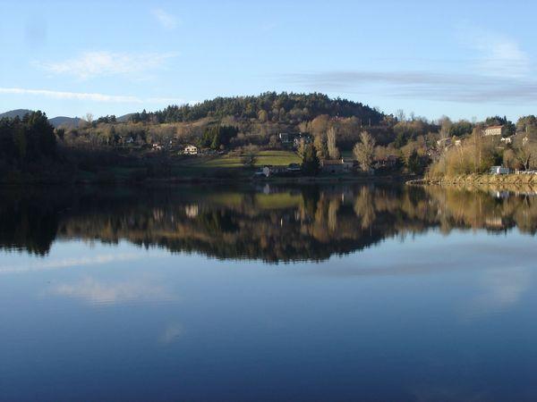 Le lac de la Cassière