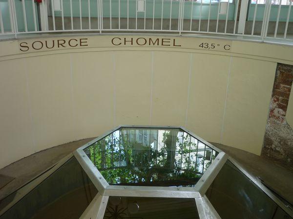 Source Chomel Vichy