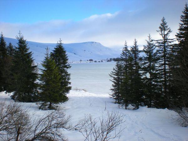 lac Guéry glace et neige (5) 600