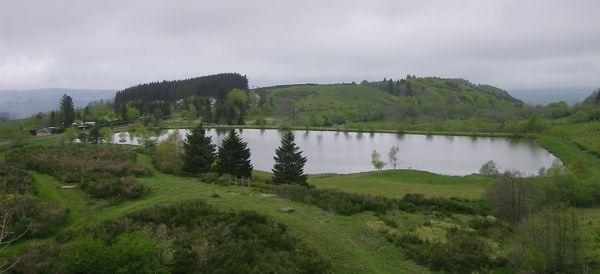 lac du pré cohadon