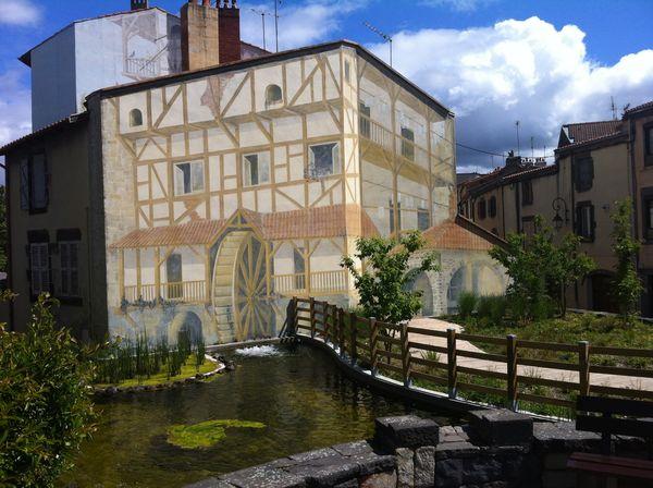 trompe l'oeil de slobo tiretaine Chamalières source Fontmaure (1)