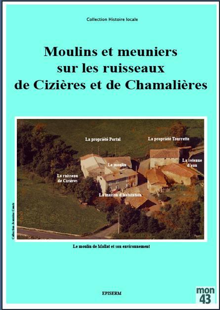 Plaquette moulins du Langeadois