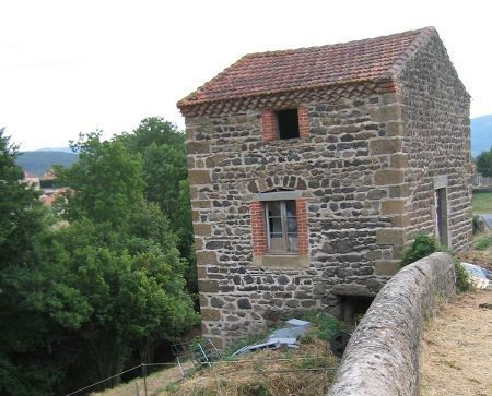 Moulin de Tourette langeacois