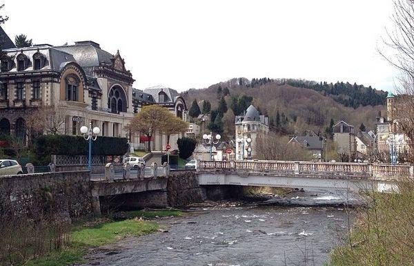 Dordogne La Bourboule