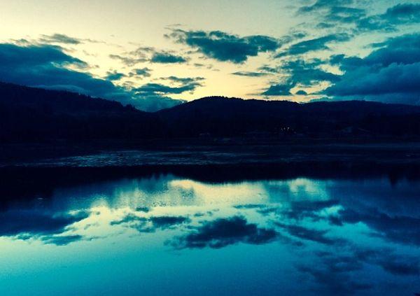Lac saint anthème