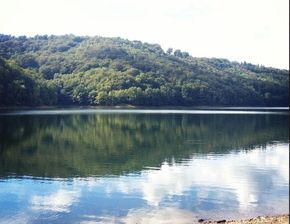 lac enchanet plage longuairoux (1)