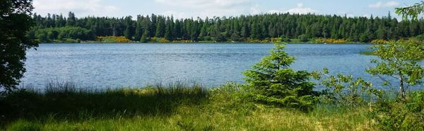 tour photos lac servières panorama