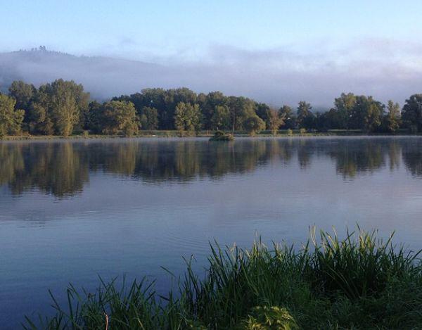 Bas en Basset étang