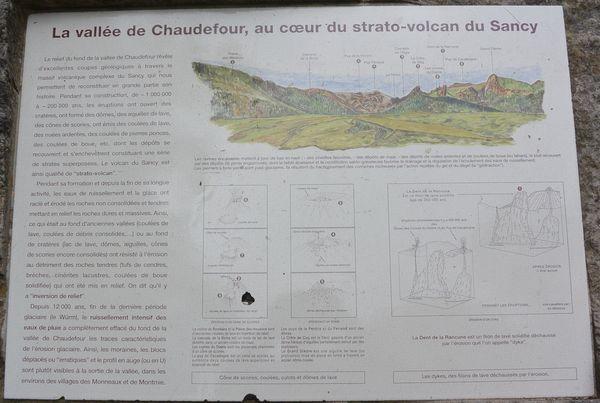 La vallée de Chaudefour, au coeur du strato-Volcan du Sancy 600