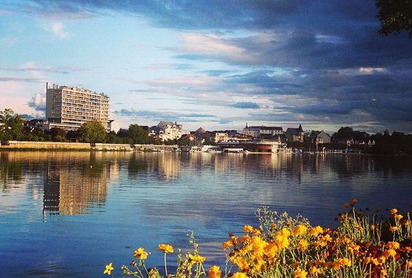 Lac d'Allier Vichy