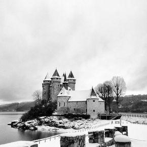 Château de Val (1)  hiver 290