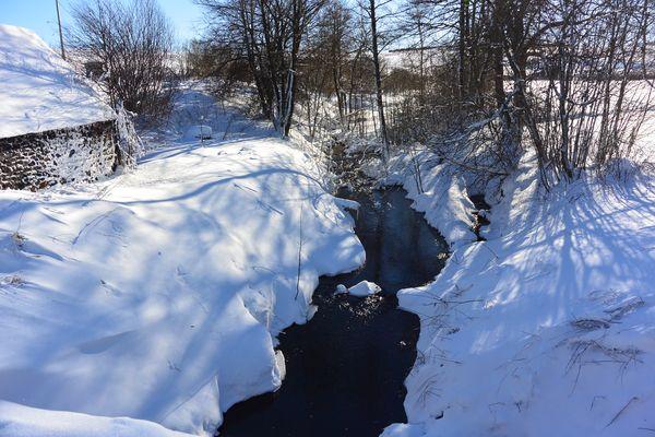 ruisseau de la Godivelle