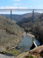 viaduc barrage Fades