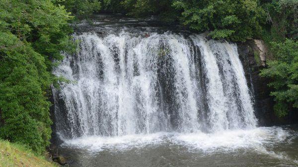 cascade Saillant Saint Nectaire (1) couze Chambon