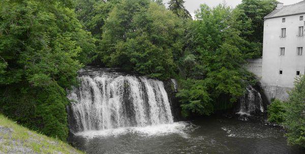 cascade Saillant Saint Nectaire